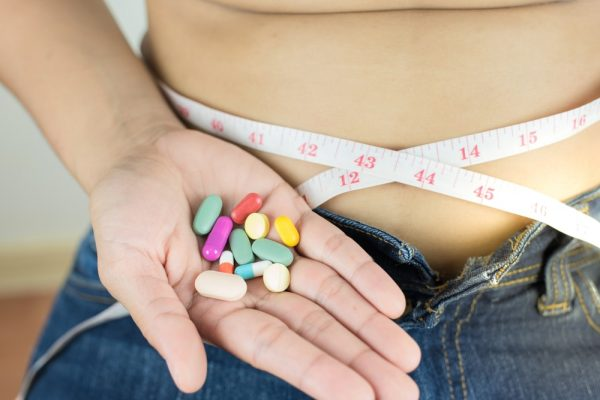 How does fat trap drug work